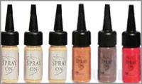 Airbrush Make up Colors