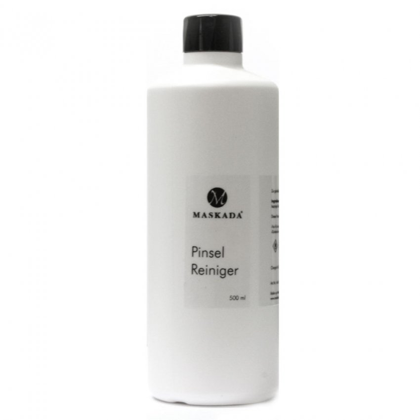 Pinselreiniger schonende Make up Schmink Pinsel Reinigung 500 ml