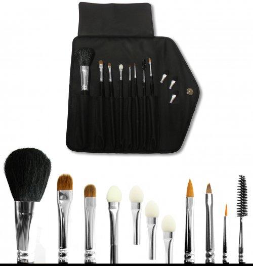 Profi Pro Make up Pinseltasche Set small