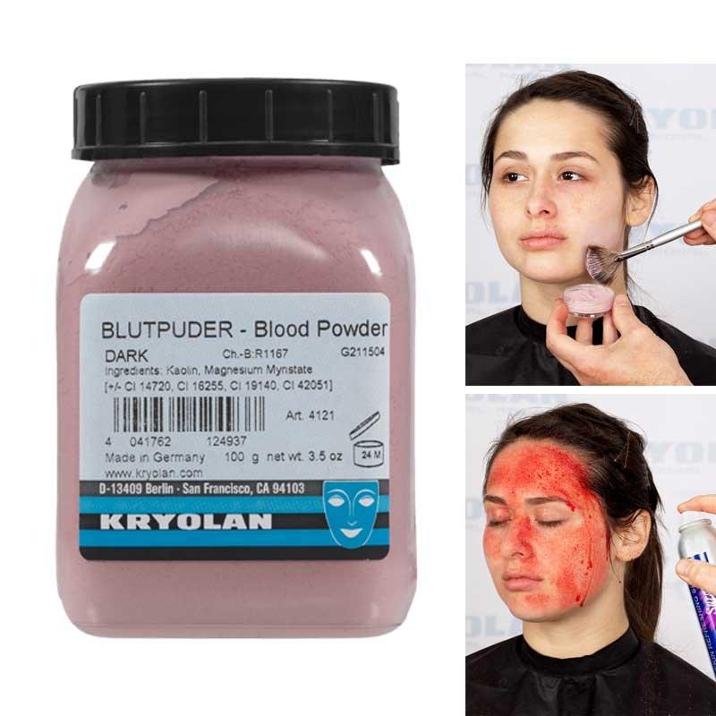 Blutpuder 100 ml