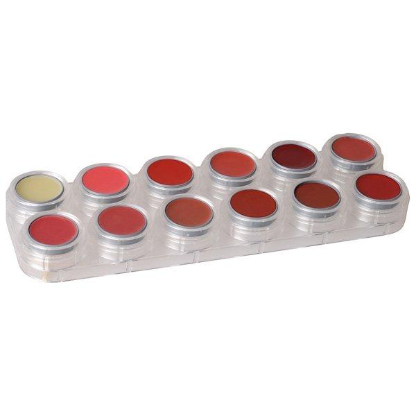 Lipstick Lippenstift Palette LB