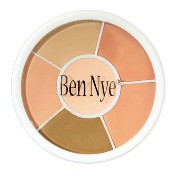 Ben Nye Total Cover-All Whell 100 Ben Nye Concealer Camouflage Make-up