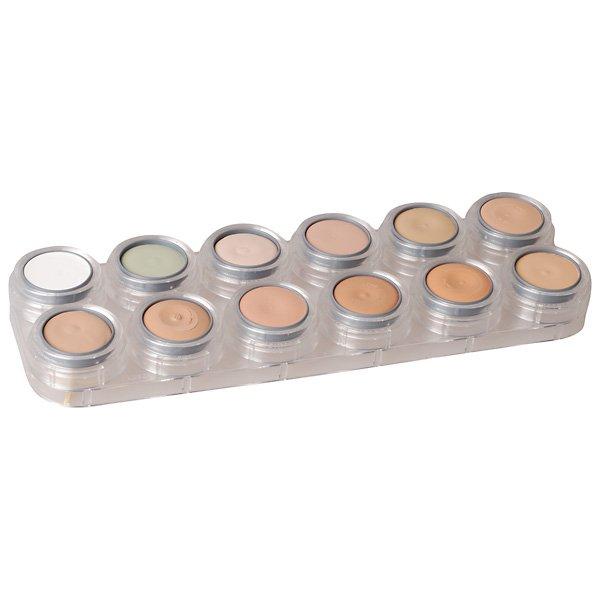 Grimas Camouflage Make-up Palette Concealer CH Palette 12 Farben