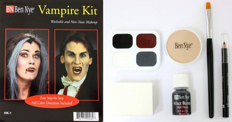 Vampir Make-up Set Profi Schminke Ben Nye