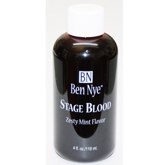 Kunstblut Stage Blood Theaterblut Ben Nye 118 ml