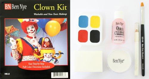Clown Make-up Set Profi Theater Schminke Ben Nye