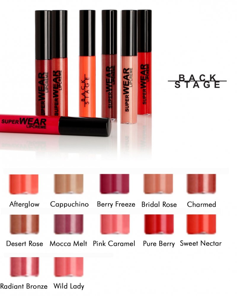 Superwear Lip Creme Lippenstift