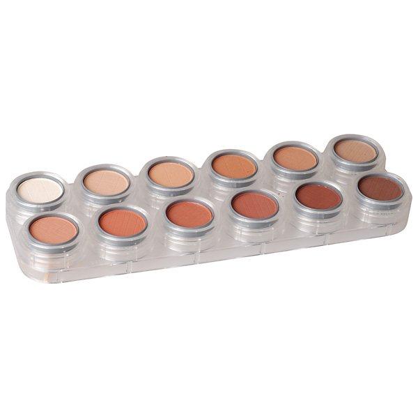 Eyeshadow Rouge Lidschatten Palette RH