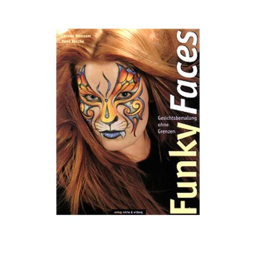 Schminkbuch Funky Faces 3