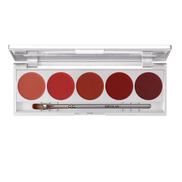 Lippenstift Palette Make up Set 2