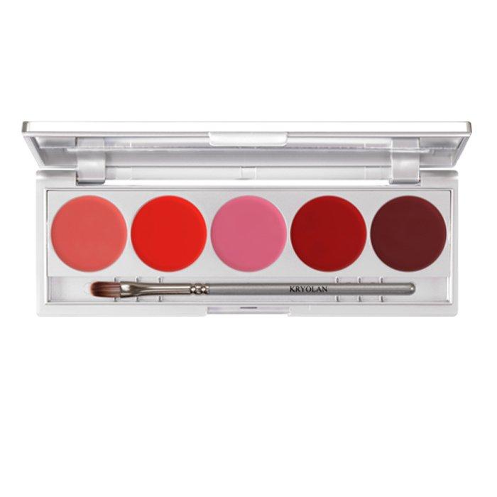Lippenstift Palette Make up Set 1