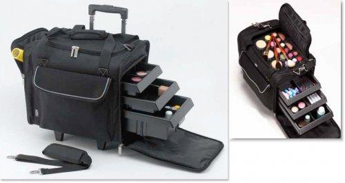 Beautybox Visagistenkoffer Cantoni