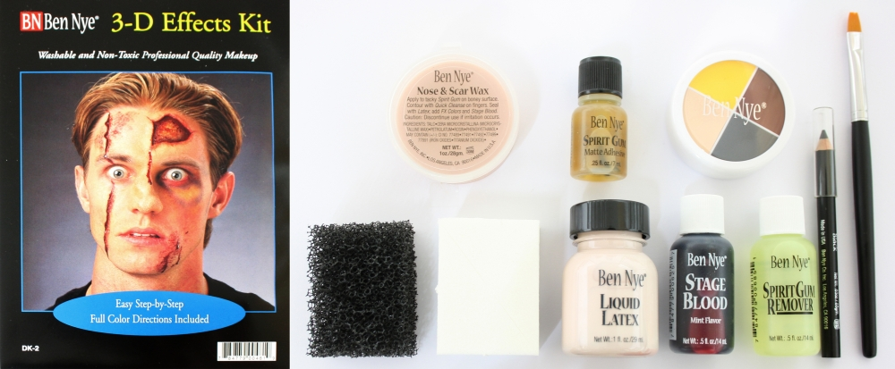 Ben Nye Special Effect Makeup Kit