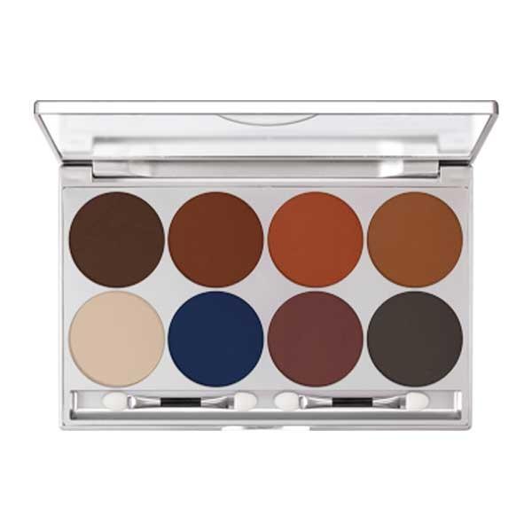 Eyeshadow Palette Shades - Kryolan