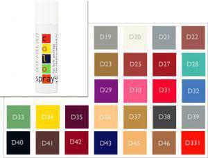 farbiges Haarspray 150ml Kryolan
