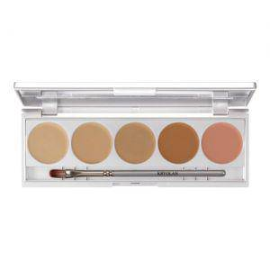 KRYOLAN Micro Foundation Coach HD Make up Palette TNN