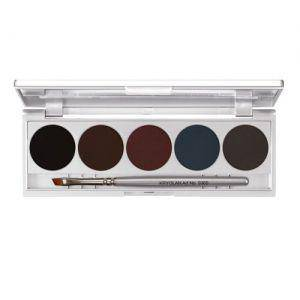 Set 1 Cake Eye Liner 5 Farben