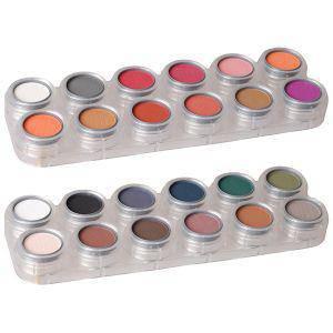 Eyeshadow Rouge Lidschatten Palette