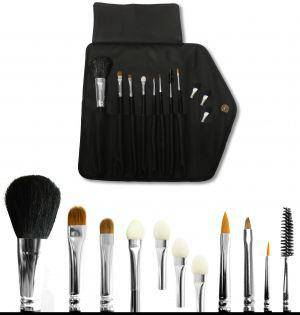 Profi Pro Make up Pinseltasche Set small