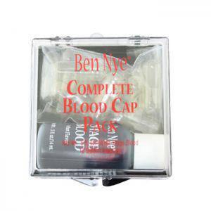 Gelatin Blood Capsules