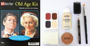 Old Age Kit Halloween Schminke