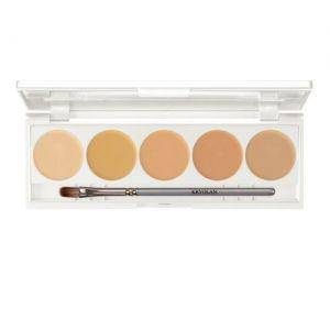 Kryolan Dermacolor Camouflage Creme Make up Quintett 1