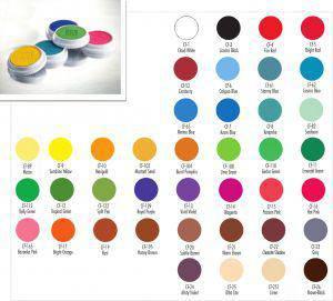 Magi Cake Aqua Paints 6gr Bodypainting Farbe