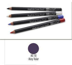 Schminkstift dunkelviolet