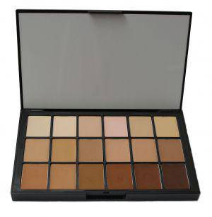 HD Sheer Foundation Make up Palette  42 gr