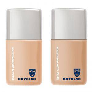Kryolan Ultra Fluid Foundation en