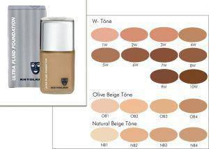 Kryolan Ultra Fluid Foundation Grundierung