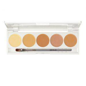 Kryolan Camouflage Make up Creme Quintett 3
