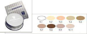 Kryolan Transparentpuder 60 gr