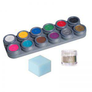 Child Paint Water Makeup Set A