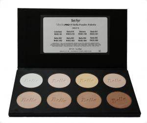 Ben Nye HD Make up Poudre Compacts Palette Kompaktpuder 42 gr