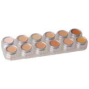 Cream Makeup Palette V  12 Color