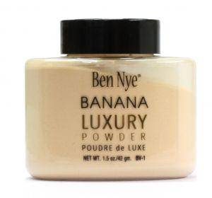 Ben Nye Luxury Powder Orginal Banana Cameo Make up Puder 42 gr