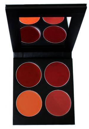 Lippenstift Palette U