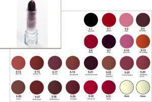 Grimas Lipstick Lippenstift Stiftform