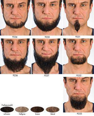Full Beard - Goatee