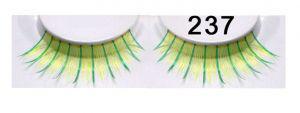 Gelb grüne Wimpern 237
