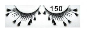 Fedrige Wimpern 150