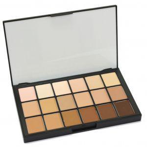 HD Make-up Ben Nye Sheer Foundation Palette 69 gr