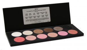 Eyeshadow Palette Ben Nye - Essential 12 colors