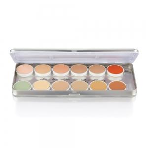 Concealer Palette - 12 Farben 60 gr
