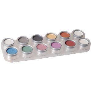 Grimas Pearl Eyeshadow Lidschatten Palette