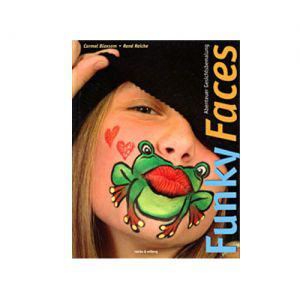 Make-up Book Funky Faces 4