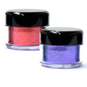 Polyesterglitter - 5 ml