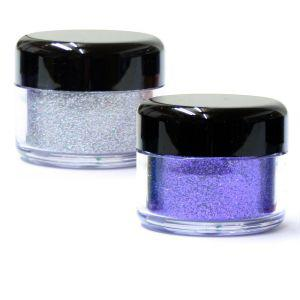 Polyesterglitter - lose 25 ml