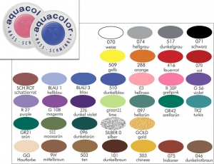 Bodypainting Farbe Aquacolor 55ml
